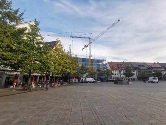 Ulm Hotel am Münsterplatz Oktober 2020
