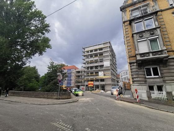 Gartenstraße 20 August 2019