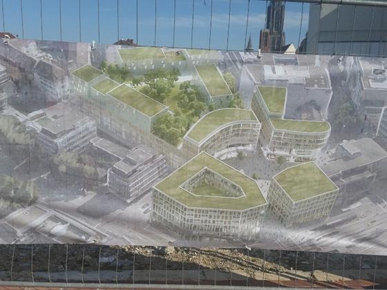 Ulm Neubau Sedelhöfe März 2015 7