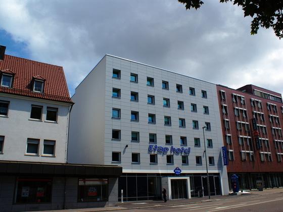 Ulm Etap-Hotel Zentrum Ulm  Neutorstraße 16 (32)