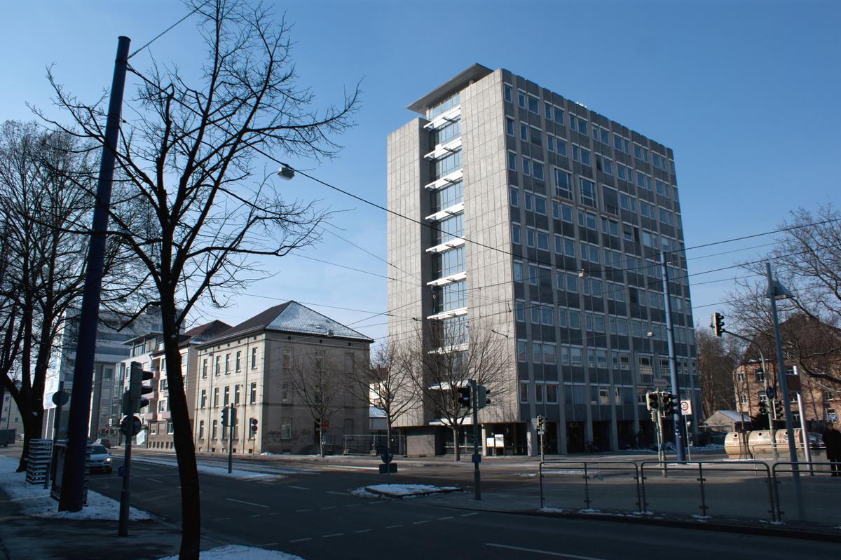 Ulm Neubau Justizzentrum Olgastraße (4)