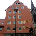 Ulm Erweiterung Hotel Goldenes Rad  Neue Straße (2)