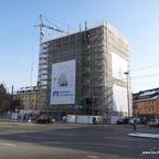 Ulm Wengentor Ecke Olgastraße Wengengasse Februar 2013