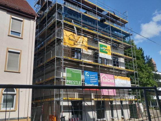 Ulm Zeitblomstraße September 2017