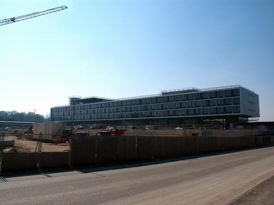 Ulm Universitätsklinikum  Neue Chirurgie  Oberer Eselsberg (10)