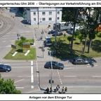 LGS Ulm 2030 - Überlegungen zur Verkehrsführung am Ehinger Tor 02 17x12cm
