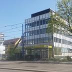 Ulm Neubau Olgastraße 66 April 2015