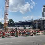 Ulm Das Ypsilon am Ehinger Tor August 2017