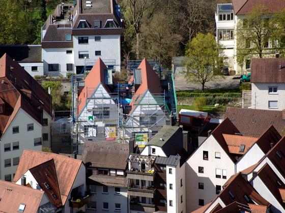 Ulm Wohn und Geschäfts Haus Hämpfergasse 9 Fischerviertel (18)