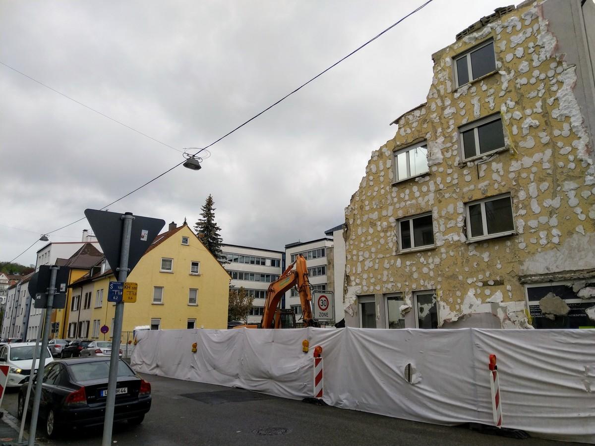 Karlstraße Enzingerstrasße