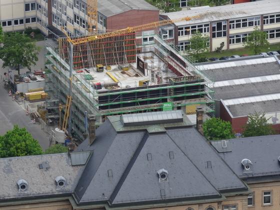 Ulm Olgastraße Stapelturnhalle Mai 2014 (1)