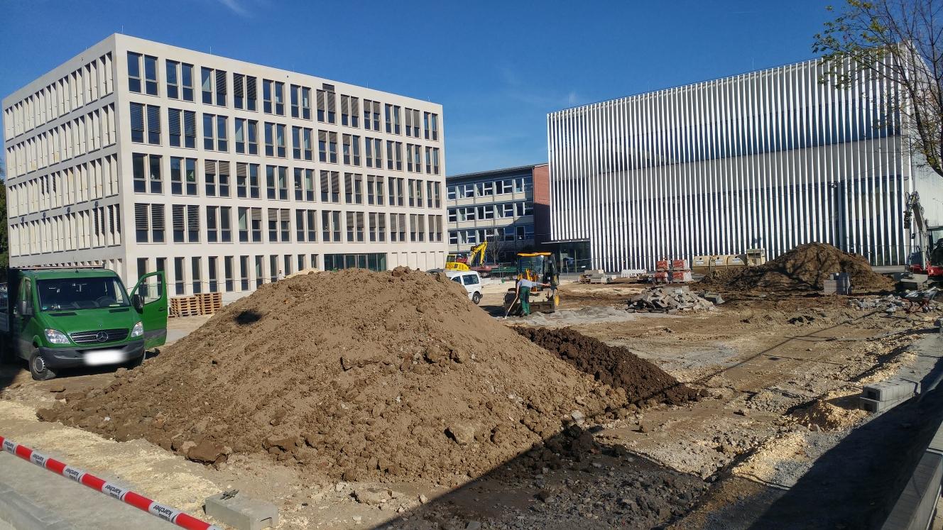 Ulm | Justizzentrum | Olgastraße