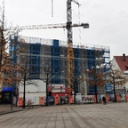 Ulm Hotel am Münsterplatz Januar 2021