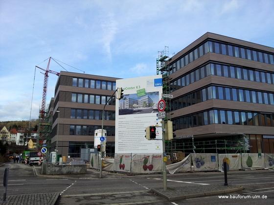 Ulm Büro Center K3 Karlstraße Februar 2013 (1)