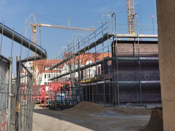 Ulm Neubau Juli 2019