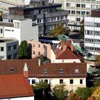 Ulm Sedelhöfe Abriss der Bestandsbebauung Oktober 2012 (2)