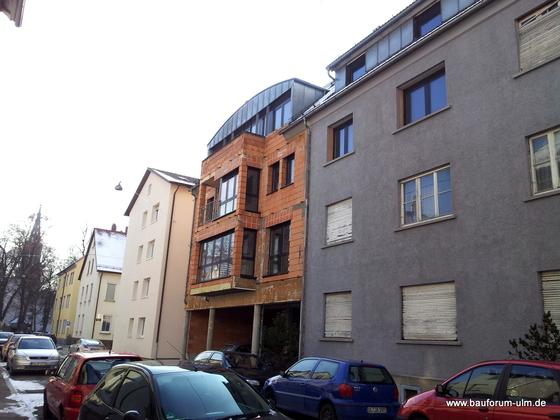 Ulm Neubau nahe Karlsstraße