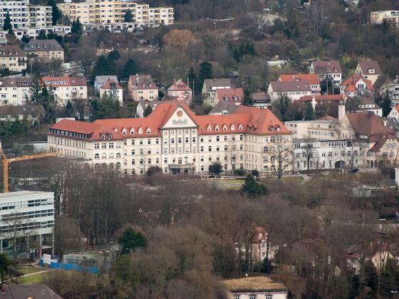 Ulm Klinikareal am Safranberg (2)