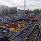 Ulm Neubau Tiefgarage Oktober 2020