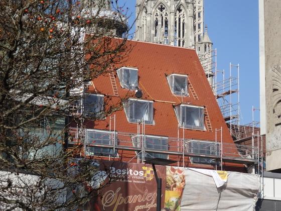 Ulm Neue Straße 71 Aufstockung Wohn und Geschäftshaus März 2014 (1)