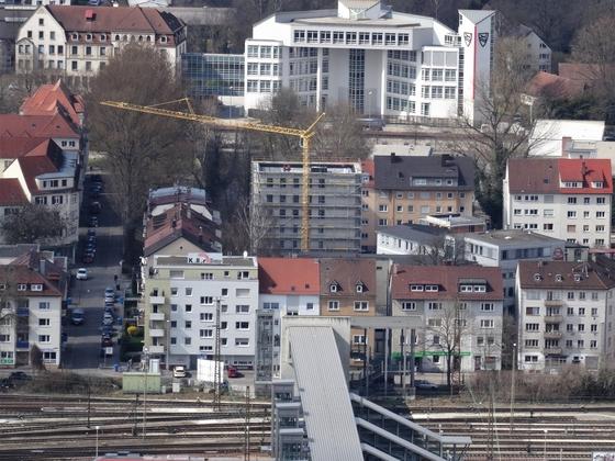Neubau Gartenstraße 20 März 2019