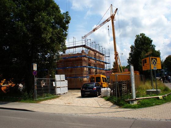 Neu Ulm  Sanierung  Umbau und Neubauten mit geringer Resonanz (5)