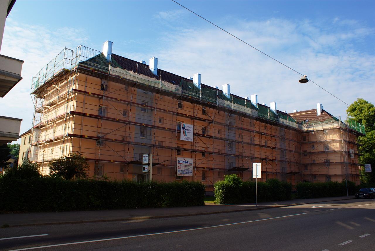 Neu Ulm  Sanierung  Umbau und Neubauten mit geringer Resonanz (10)