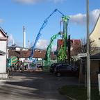 Ulm Neubau Traubengasse Februar 2014