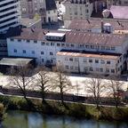Neu Ulm Wohnen am Jahnufer  Alte Produktionsgelände der Firma Lebkuchen Weiss und die Flussmeisterei (6)