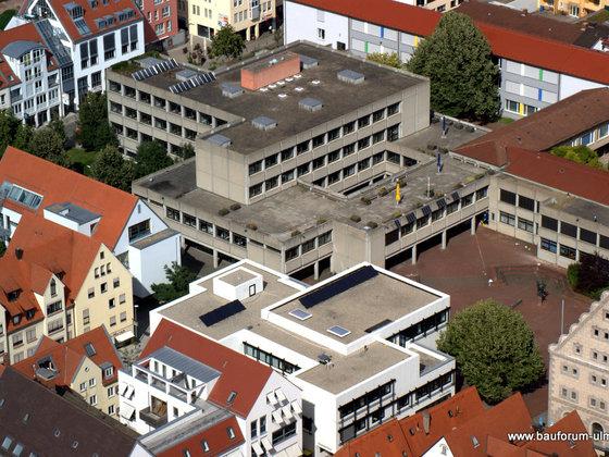 Erweiterung  Teilabriss Neubau der Friedrich List Schule 2014 2015