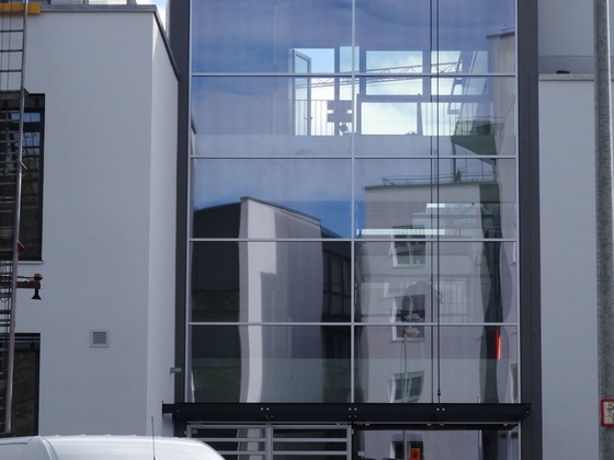 Ulm Sedanstraße 124 sowie 120 bis 122 Stadtloft sowie Neubau UWS Oktober 2013 (3)