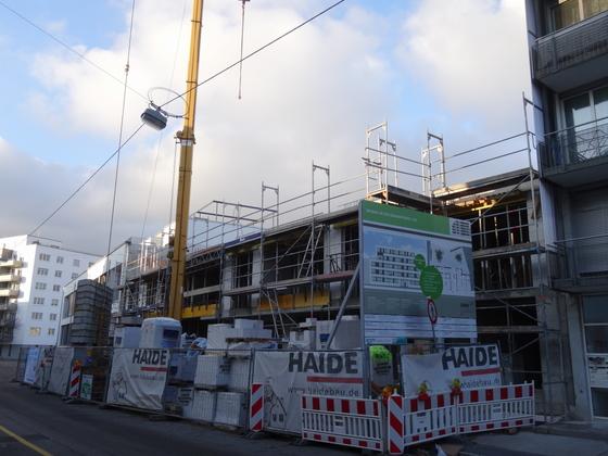 Ulm Stadtloft Sedanstraße 124  Wohnhaus Sedanstraße 120 Dezember 2013 (1)