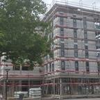 Ulm Neubau Weststadt August 2017