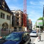 Ulm Wohnhaus Kornhausgasse  (10)