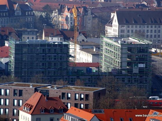 Ulm UZ Daibler Areal März 2013 (1)