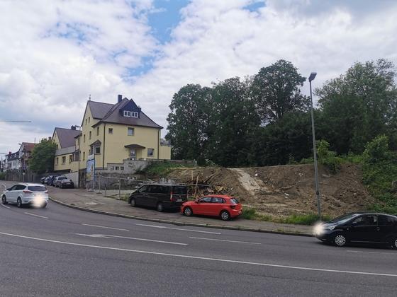 Ulm, Studentenwohnheim, Heidenheimer Straße 10