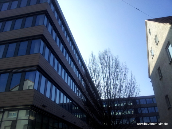 Ulm Büro Center K3  Karlstraße März 2013 (2)