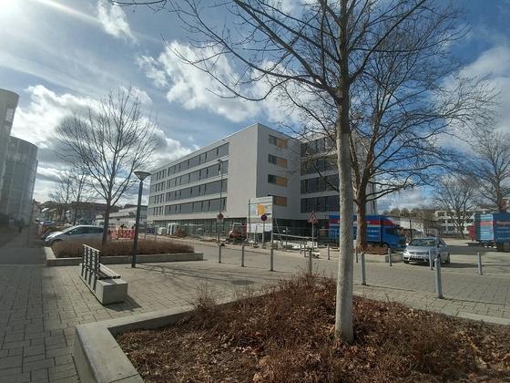 Neubau Weststadt März 2018