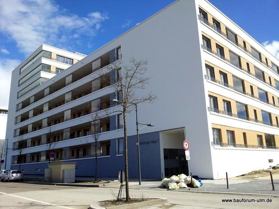 Neu Ulm Wohnen am Glacispark 2  NU21 April 2013 (4)