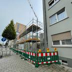 Ulm, Neubau, Karlstraße 36, September 2021