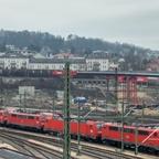 Brücken Neubau Linie 2 Januar 2017