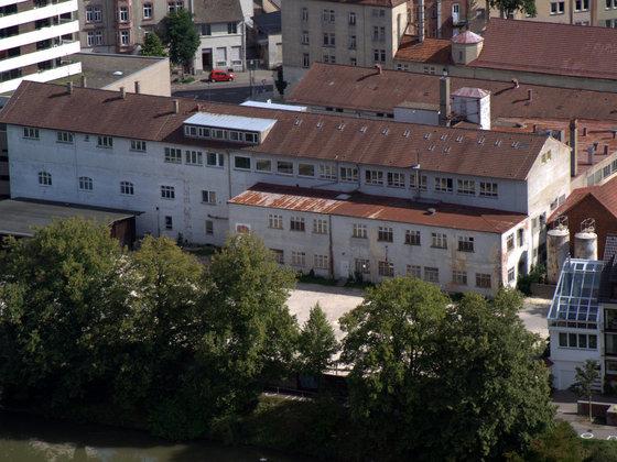 Neu Ulm Wohnen am Jahnufer  Alte Produktionsgelände der Firma Lebkuchen Weiss und die Flussmeisterei (8)