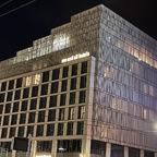 Ulm, Neubau, Hotel Bahnhofstraße 7, Juli 2021