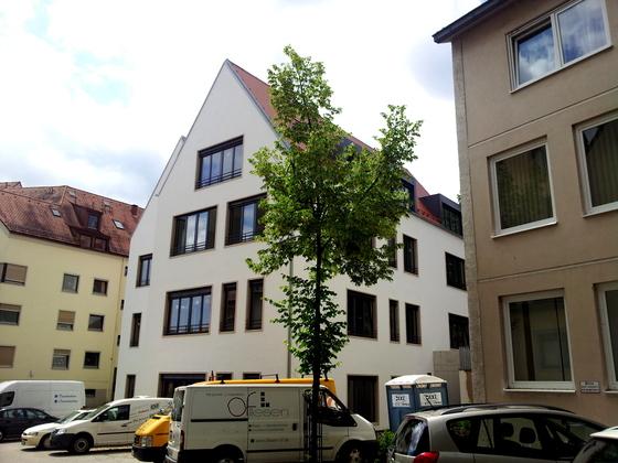 Ulm Wohn und Geschäfts Haus Hämpfergasse 9 Fischerviertel (11)