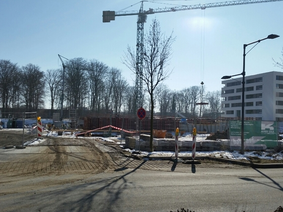 Neu Ulm Wohnen am Glacispark Februar 2015 1