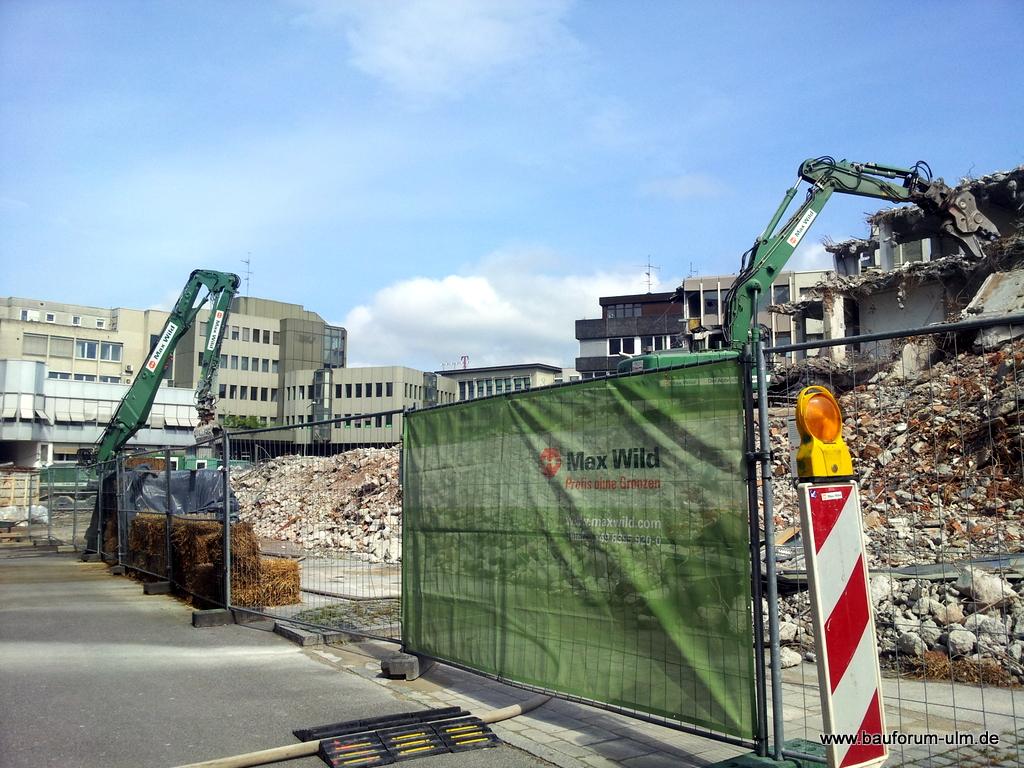 Ulm Sedelhofgasse Wohn und Einkaufsquartier Sedelhöfe Juni 2013 (3)