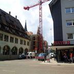 Ulm Wohnhaus Kornhausgasse  (11)