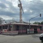 Ulm Neubau  Elisabethenstraße 18 August 2017