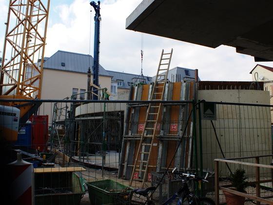 Ulm Erweiterungsneubau St Anna Stift Neubau Siedlungswerk Zeitblomstraße (43)
