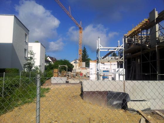Ulm Wohnpark Koenigstraße Neues Gemeindehaus Söflingen (25)
